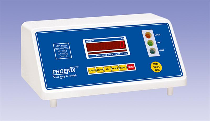 Indicators-3 LED Check weigher