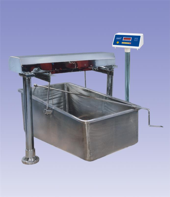 Industrial Weighing Scales - Milk weighing scale