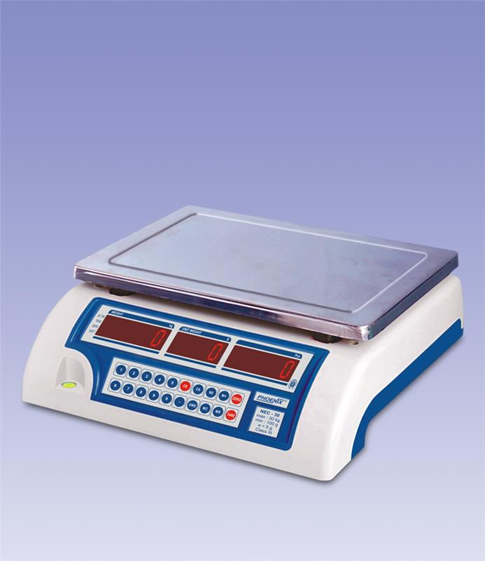 Piece Counting Scales- NEC series