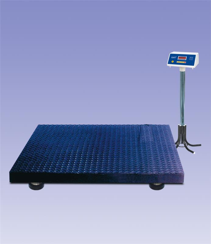 Platform Scales - NEP four load series