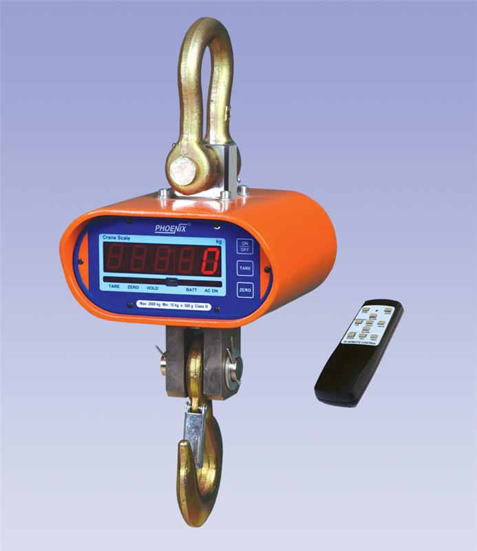 Hanging Scales- NHS series crane