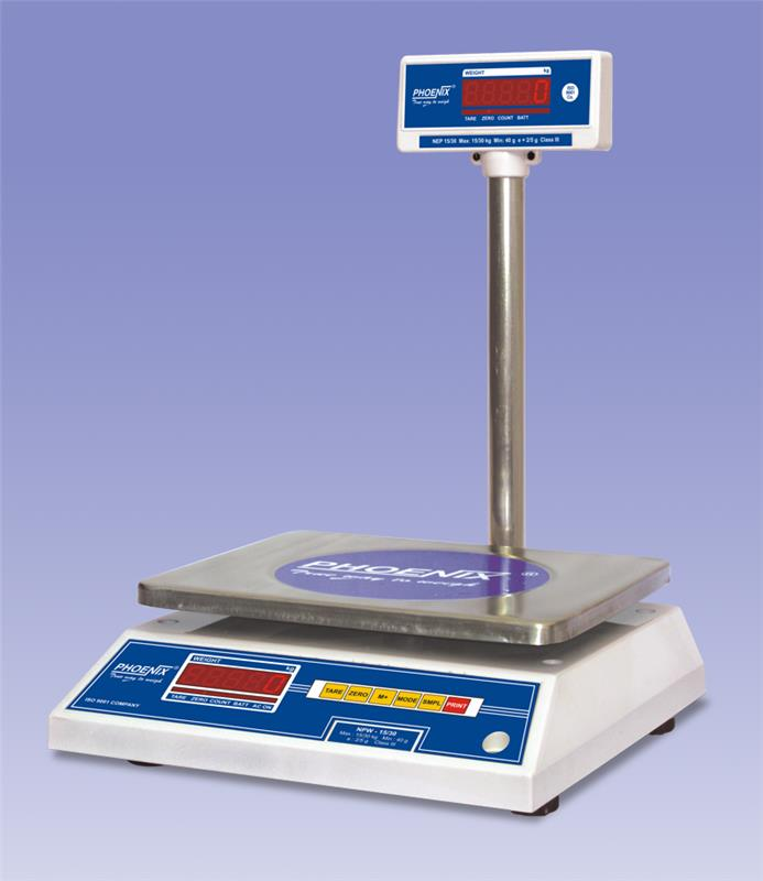 Tabletop scale - NPW series