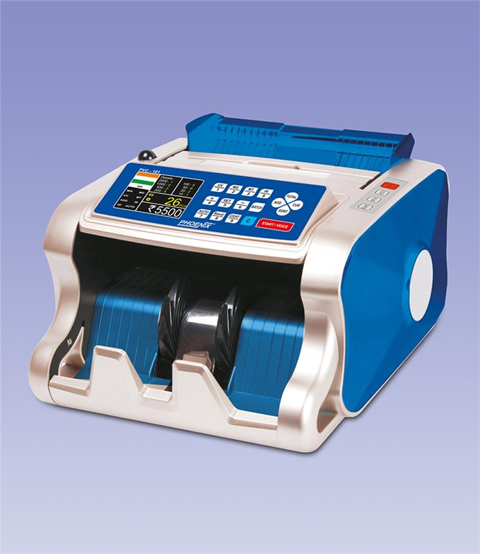 Money Counting Machine-PLNC 4
