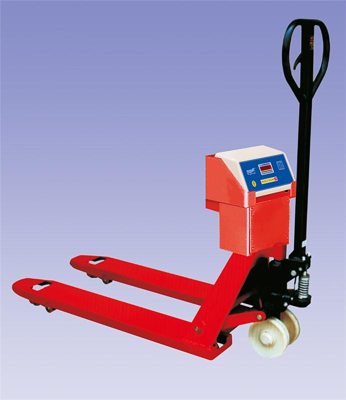 Industrial Weighing Scales-Pallate Truck